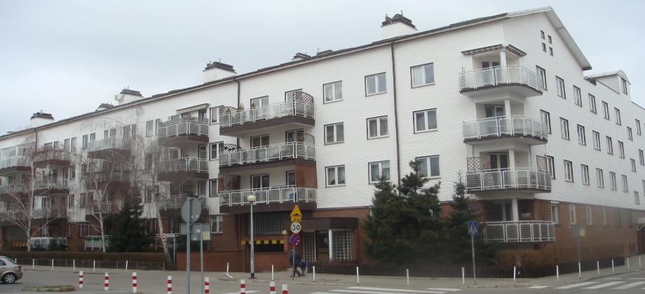 Spółdzielnia Mieszkaniowa AR-MOCZYDŁO